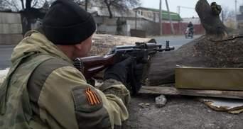Террористы на Донбассе обстреляли мирных жителей, которые находились на пункте пропуска