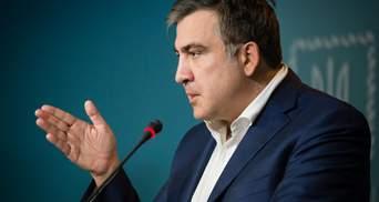 Саакашвили прокомментировал массовые беспорядки из-за убийства ребенка в Одесской области