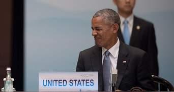 Обама, Меркель та Олланд обговорили питання України без Путіна