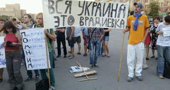 Милиционеры из протестной Врадиевки теперь работают в переаттестованной полиции