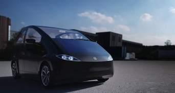 В мире могут скоро появиться электромобили на солнечных батареях
