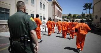 В США продолжается забастовка заключенных
