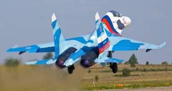 Россия использует военную авиацию на оккупированном Донбассе, – нардеп