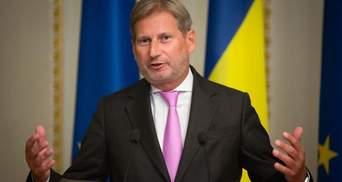 Вопрос безвиза для Украины – на этапе окончательного решения, – еврокомиссар
