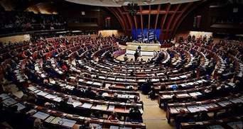 Украина представила в ПАСЕ доказательства российской пропаганды
