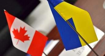 Уряд Канади вніс до парламенту на ратифікацію угоду про вільну торгівлю з Україною