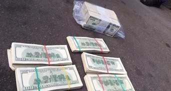 Впіймали двох посадовців на хабарі у півмільйона доларів, — Ольга Варченко