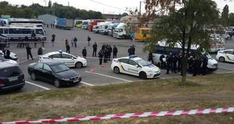 Полицейскую, получившую ранения во время нападения в Днепре, прооперируют