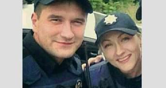 Полицейского в Днепре убили в день рождения его маленькой дочки