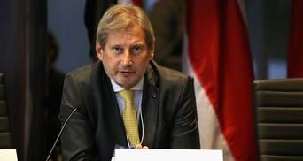 Ситуація з наданням Україні безвізового режиму буде успішною, – єврокомісар Ган