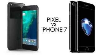 Google Pixel vs iPhone7: тест-драйв камер