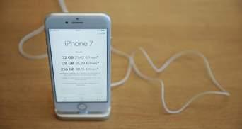 Пассажир самолета хотел ввезти в Украину контрабандные iPhone 7