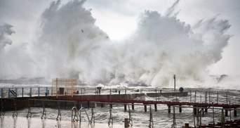 В Одессе затонула иностранная шхуна