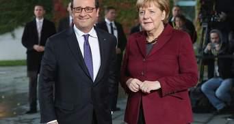 Меркель з Олландом мають пояснити Путіну, що він втратить через війну в Україні, – Die Zeit