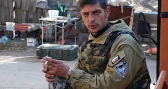 """Террорист """"Гиви"""" заявил, что не собирается бежать с Донбасса"""