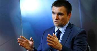 Дебальцево надо вернуть из серой зоны под украинский контроль, – Климкин