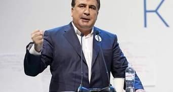 Саакашвили увольняется, потому что идет в политику, – эксперт