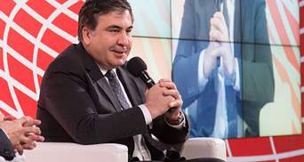 Саакашвили уже направил заявление об отставке на подпись Порошенко