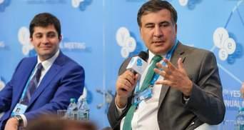 Сакварелідзе розповів, чим займатиметься Саакашвілі після відставки: з України він не поїде
