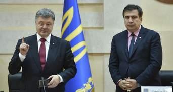 Саакашвили отказал Порошенко возглавить БПП, – Лещенко