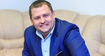 """""""Накачанный ублюдок"""" Филатов прокомментировал отставку Саакашвили"""