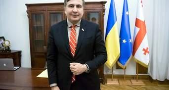 Саакашвили: Всем придется привыкнуть, что я – украинский политик