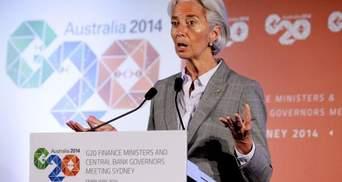 МВФ подозревает, что е-декларации чиновников не совсем честные