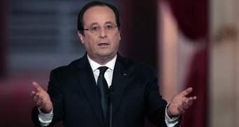 Олланду загрожує імпічмент через його відвертість
