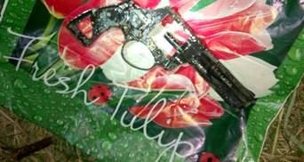 Слідчі знайшли пістолет, з якого вбили чоловіка у Кривому Озері