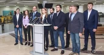В команде Саакашвили рассказали, когда окончательно покинут Одессу