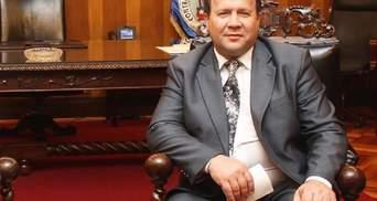 Председателя Счетной палаты взяли под домашний арест