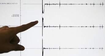 Землю потрусило: карта землетрусів за минулу добу