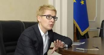 Головна люстратор Козаченко пояснила, чому на її місце призначили юну Калинчук