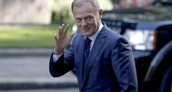 Мы вас не оставим, – председатель Совета Европы заговорил на украинском