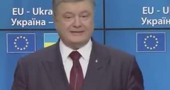 Затягивание с ратификацией Соглашения об ассоциации повредит ЕС, – Порошенко