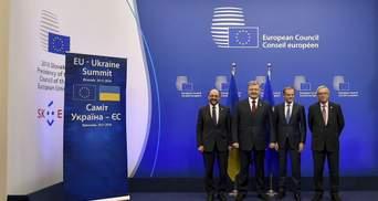Вопрос безвиза на Саммите Украина-ЕС – Порошенко подвел итоги