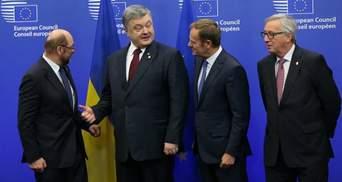 С вопросом безвизв Порошенко попал в собственную ловушку, – Лещенко