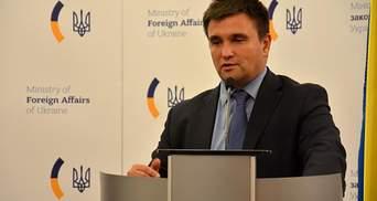 Климкин безжалостно раскритиковал последние решения ЕС по безвизу и газу
