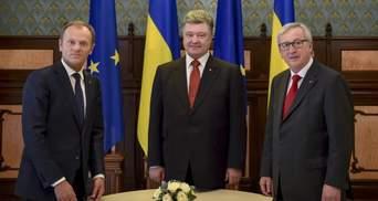 Топ-10 новостей о саммите Украина-ЕС и его результатах
