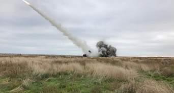 Украина уменьшила зону учебных ракетных стрельб вблизи Крыма