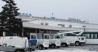 Из-за ракетных учений возле Крыма пришлось закрывать аэропорт в Одессе