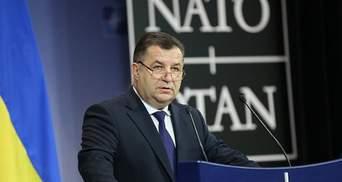 Учение ВСУ не связаны с планами НАТО в Черном море, – Полторак