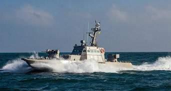Кроме ракет, ВСУ испытали и бронированные катера