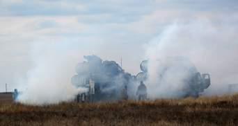 Військові навчання біля Криму завершилися
