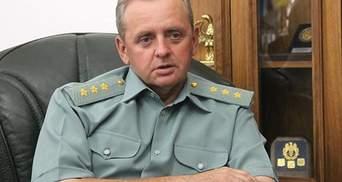 Муженко заявив, що ЗСУ не повністю перейдуть на контракт
