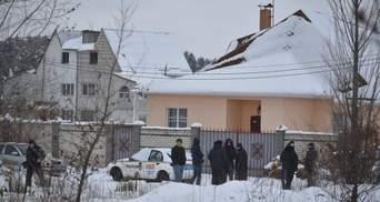 Перестрелка полиции под Киевом: обнародованы первые детали расследования