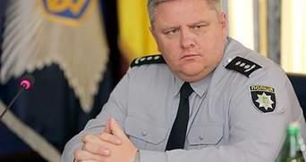 КОРД до Княжичів відправив головний поліцейський Києва