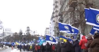 Зменшити комуналку, збільшити зарплату: профспілки вимагали кращого життя