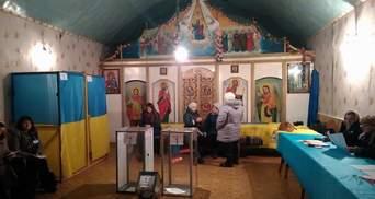 У 13 областях України обирають органи місцевої влади