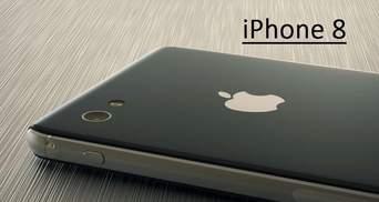 В мережі назвали новий колір iPhone 8